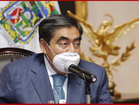 Mantendrá Gobierno de Puebla trabajo coordinado con entidades colindantes: Barbosa