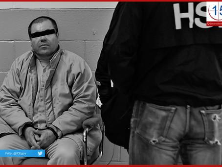 """Plantea México a EUA recuperación de bienes de """"El Chapo"""""""