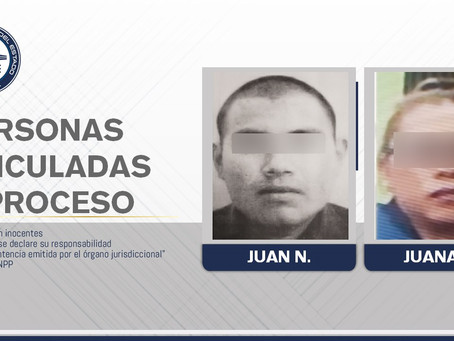 Detienen por extorsión a dos policías de la ciudad de Puebla