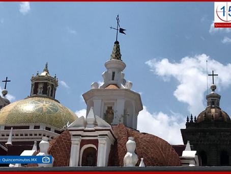 Cumple la ciudad de Puebla 490 años de su fundación; trazada por ángeles