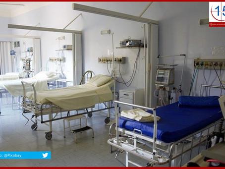Amplían hospitales públicos camas para la atención a pacientes de Covid-19