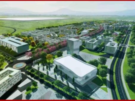 Promueven Ciudad Modelo como un polo de inversión público-privada