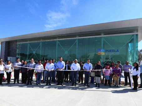 Inaugura Moreno Valle CIS en San José Chiapa