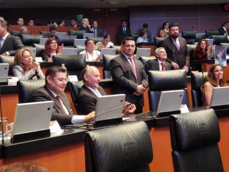 Armenta solicita licencia al Senado para contender por gubernatura