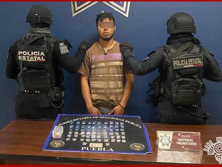 Cae presunto distribuidor de droga de Los Valencia