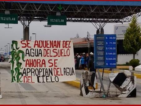Prohíben en Puebla bombas antigranizo; ganan ejidatarios