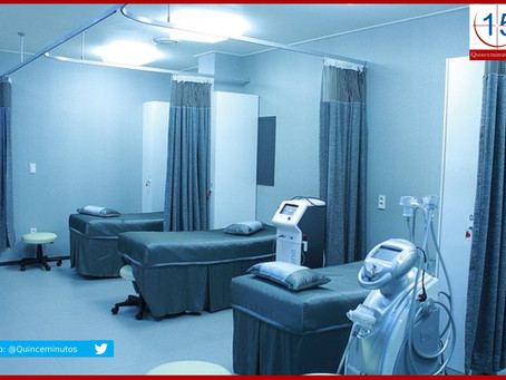 Pacientes de IMSS, Issste e Insabi serán recibidos en clínicas particulares