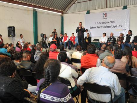 Ofrece Estefan Chidiac inclusión y transparencia en renovación de Comités Municipales