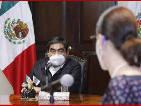 Reabren en Puebla por Semana Santa pese a la tercera ola de Covid-19