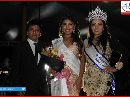 Inician festejos del mes patrio con Noche de Gala en Xoxtla