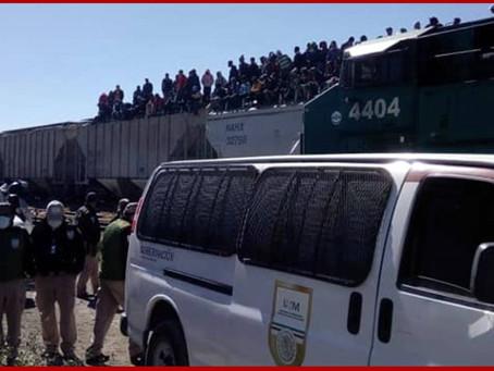 Establece INAMI en Puebla operativo contra migrantes centroamericanos