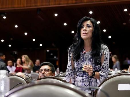 Va Saldaña por dirigencia del PRI; hay que frenar a ambiciosos, dice