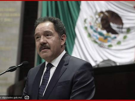 Denuncian a Ignacio Mier por desvío de recursos en San Lázaro