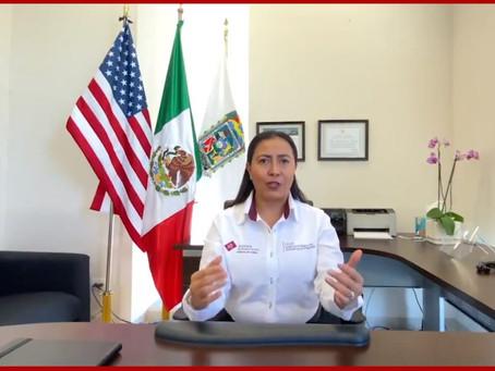 Barbosa: investiga el gobierno denuncias contra directora del IPAM