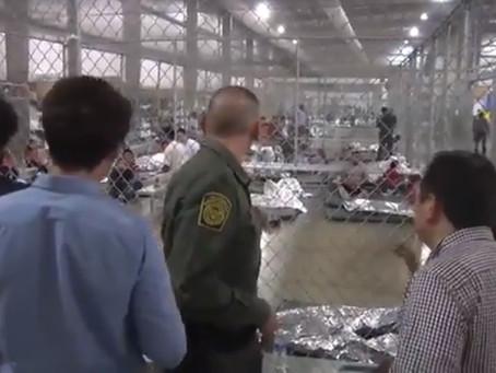 Acción ejecutiva de Trump no beneficia a niños ya detenidos