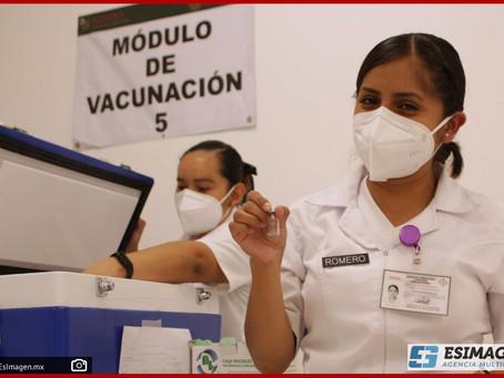 Retrasan para viernes vacuna Sputnik para 18 a 29 años en Puebla capital
