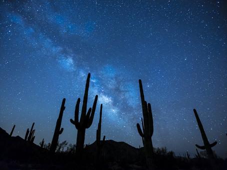 ¿Por qué las estrellas brillan más durante el invierno?