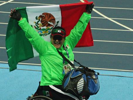 María de los Ángeles Ortiz gana oro en Paralímpicos #Río2016