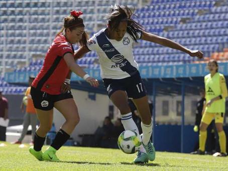 Puebla vence 1-0 a Lobos BUAP en LIGA MX Femenil