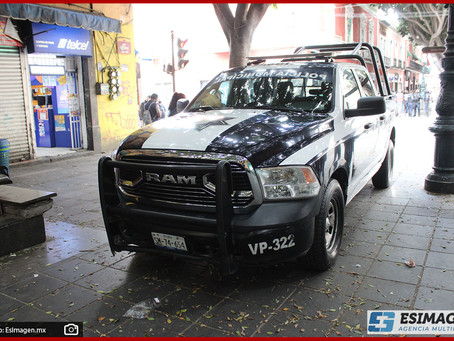 Restablecen Barbosa y Rivera la estrategia de seguridad en Puebla
