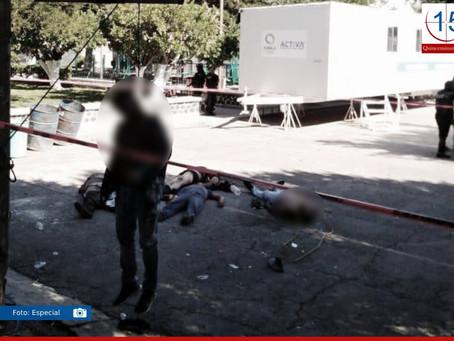 ¡Despierta la Puebla violenta! Linchan a siete en Cohuecan y Tepexco