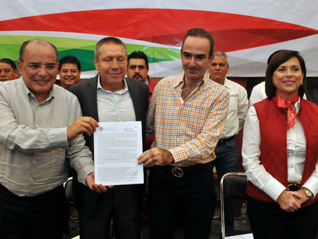 Urge PRI que Gobierno del Estado de Puebla libere recursos de municipios