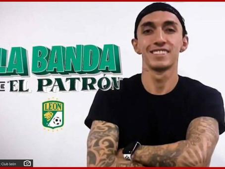 Omar Fernández dice adiós al Club Puebla y se suma al Club León