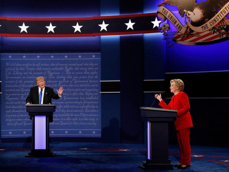 Sondeo de CNN da triunfo del debate a Hillary Clinton