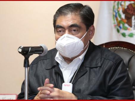 En Puebla está garantizado el voto libre y pacífico: Barbosa