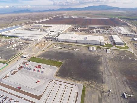 Ofrece Moreno Valle 400 hectáreas más a Audi en San José Chiapa