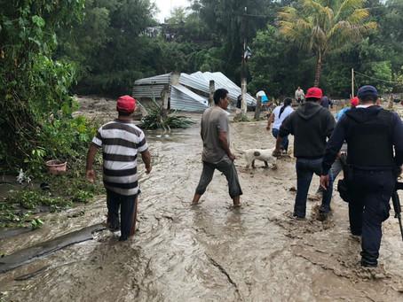 Vulnerables cinco regiones de Puebla ante cambio climático
