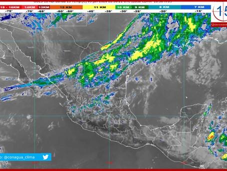 Prevalecerá ambiente frío en próximos días en gran parte de México