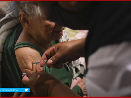 Inicia el viernes primera etapa de vacunación masiva en el estado