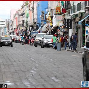 Vuelven ambulantes a las calles; el acuerdo sólo fue para el fin de semana