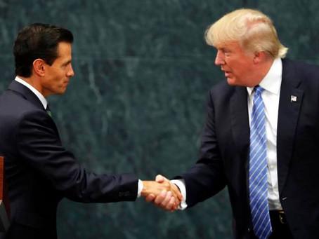 México y EUA logran acuerdo para el TLCAN; buscan respuesta de Canadá