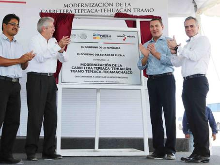 Moreno Valle sí puede obligar a usar el segundo piso: SCT