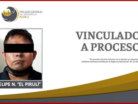 """""""El Pirulí"""" está vinculado a proceso por evasión de presos"""