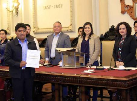 Validan renovación de Auxiliares en La Resurrección y Xonacatepec