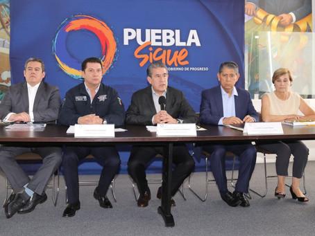 Analiza gobierno de Puebla recomendación de CNDH por caso Palmarito