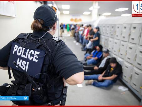 Detienen a ocho mexicanos en redadas en el Misisipi