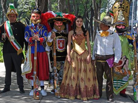 Más de 20 mil danzantes darán vida este año al Carnaval de Huejotzingo