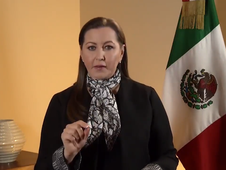 Llama Martha Erika a la reconciliación en Puebla tras triunfo en tribunales