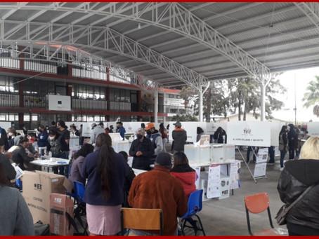 Supera Puebla media nacional en participación ciudadana
