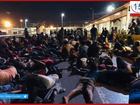 En cuatro meses, 180 detenidos por tráfico de indocumentados