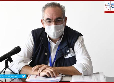 Puebla rebasa los 4 mil muertos por Covid-19