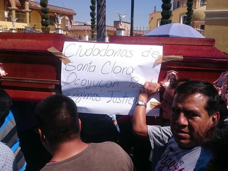 Pide Congreso avances de investigación por asesinato de Aarón Varela