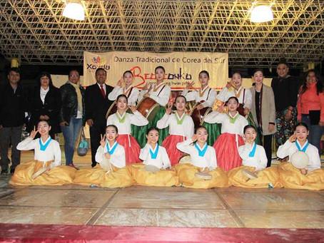 Todo un éxito el festival de arte y cultura en San Miguel Xoxtla