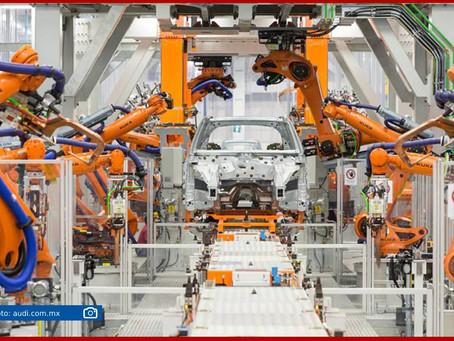 Volkswagen y Audi en paros técnicos por desabasto de semiconductores