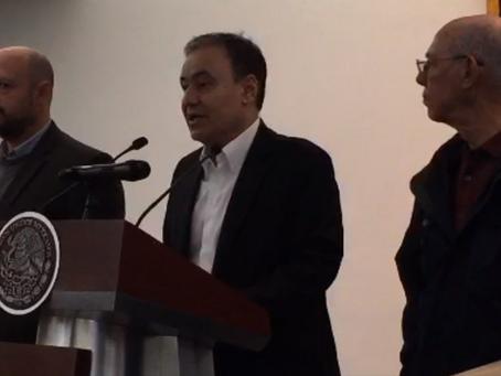 PGR solicitará ayuda a EUA para esclarecer accidente en Puebla