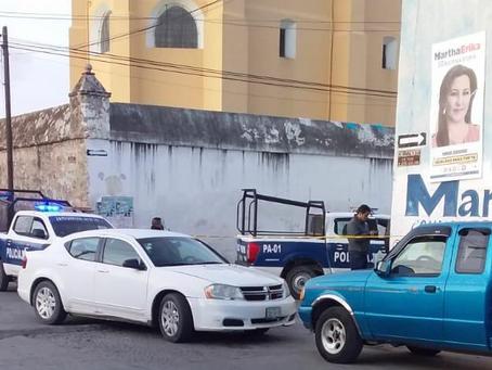 Localizan cuerpo desmembrado en el centro de Acatzingo